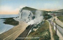 GB DOVER / Shakespeare Cliff / CARTE COULEUR - Dover