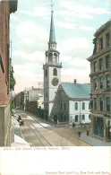 BOSTON - Old South Church - Boston