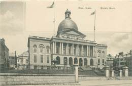 BOSTON - State House - Boston