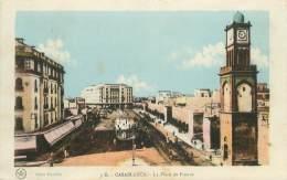 CASABLANCA - La Place De France - Casablanca