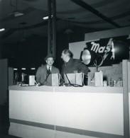 France Paris Salon Photo Ciné Son Stand Mas Ancien Snapshot Amateur 1951 - Professions