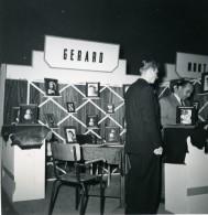 France Paris Salon Photo Ciné Son Stand Gerard Ancien Snapshot Amateur 1951 - Professions