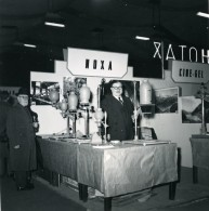 France Paris Salon Photo Ciné Son Stand Noxa Ancien Snapshot Amateur 1951 - Professions