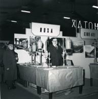 France Paris Salon Photo Ciné Son Stand Noxa Ancien Snapshot Amateur 1951