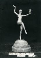France Paris Art Deco Atelier Cadran Création De Gallo Danse Ancienne Photo 1930 - Objects