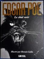 Edgar Poe - Le Chat Noir - Albin Michel - ( E.O 1999 ) - Bücher, Zeitschriften, Comics
