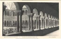 Monasterio De Ripoll - Claustro Ala Primitiva - Gerona