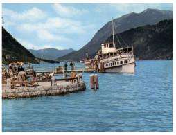 (380) Austria Tirol Lake And Ship - Ferries