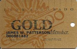 Eldorado Casino Shreveport, LA - 4th Issue Slot Card - No Signature Strip - Casino Cards
