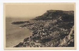 MONACO - N° 107 - MONTE CARLO - VUS DE LA GRANDE CORNICHE - CPA NON VOYAGEE - Monte-Carlo