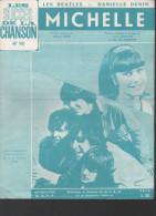 Partition (petit Format) Michelle (les Beatles) (PPP3151) - Partitions Musicales Anciennes