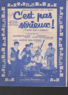 Partition (petit Format) C'est Pas Sérieux LES CHATS SAUVAGES (PPP3152) - Partitions Musicales Anciennes