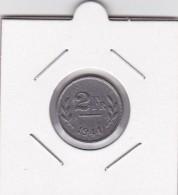 Belgique 2 Francs 1944 FR/FR - Libération - 08. 2 Franchi