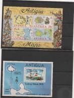 ANTIGUA  Blocs Années 1975/78 N°Y/T : 20-35 ** - Antigua Et Barbuda (1981-...)