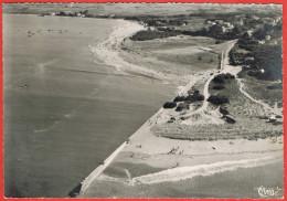 17 - OLERON - SAINT DENIS - La Jetée Et Le Plages - Vue Générale Aérienne - Voyagée En 1960 - Ile D'Oléron