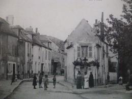 CPA 78 Yvelines Dennemont La Place Environs De Mantes - France