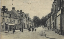 ARGENTAN - Boulevard Carnot -ed. Moulin - Argentan