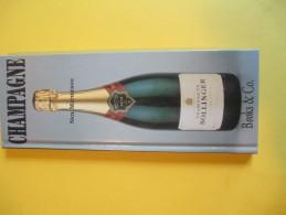 Oenologie/CHAMPAGNE/Neil Mathieson/ Les Vins De Champagne Les Plus Célébres/Books & Co/1998   LIV75 - Cultural