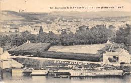 78- LIMAY - VUE GENERALE - ENVIRONS DE MANTES-LA-JOLIE - Limay