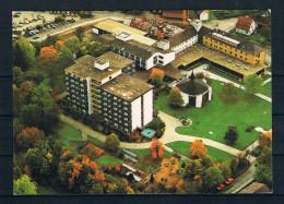 (1943) AK Bad Schönborn - Sankt Rochus Klinik - Luftbild - Bad Schoenborn