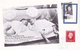 Pays Bas - Carte - Postal History