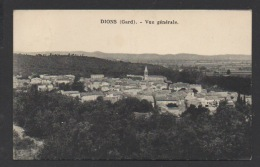 DF / 30 GARD / DIONS / VUE GENERALE / CIRCULÉE EN 1931 - France