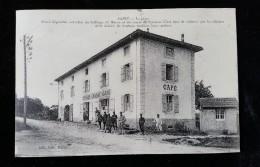 CPA D71 Sancé La Place - Frankreich