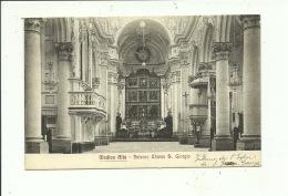 Modica Alta Interno Chiesa S. Giorgio - Modica