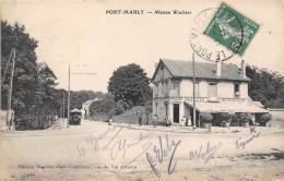 78- PORT-MARLY - MAISON WACHTER - France