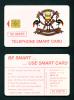UGANDA - Chip Phonecard As Scan (Issue 110,000) - Uganda