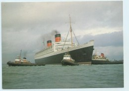 Queen Elizabeth - Passagiersschepen