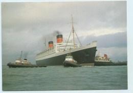 Queen Elizabeth - Dampfer