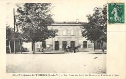 63 Pont De Dore La Gare   Ref 189 - France