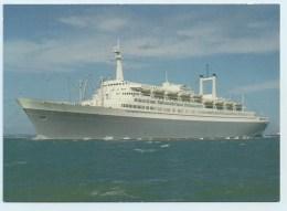 Rotterdam - Passagiersschepen
