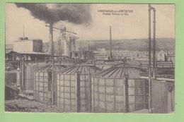 DOMBASLE SUR MEURTHE : La Chimie, Usines Solvay Et Cie . 2 Scans. Edition Bulle - Autres Communes
