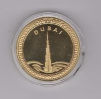 Coin Dubai - Token Burj Khalifa - At The Top - Firma's