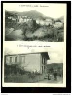 D  03 10 (ct CHALABRE) SAINT COUAT DU RAZES Vue Générale, L´école La Mairie - Francia