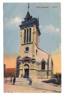 CPA 62 BILLY MONTIGNY L'église - France