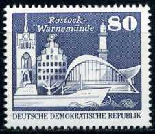 A11-20-5) DDR - Michel 1920 - ** Postfrisch - 80Pf Aufbau In Der DDR - [6] Oost-Duitsland