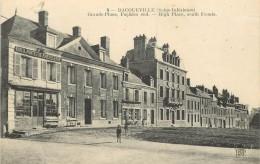 BACQUEVILLE - Grande Place, Façade Sud, Une Boulangerie Pâtisserie. - Ohne Zuordnung