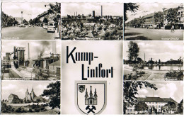 AK Kamp-Lintfort, 7 Ansichten 1960 - Allemagne
