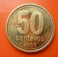 Argentina 50 Centavos 2009 - Argentine