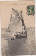 (R3) CALVADOS ,TROUVILLE - Barque De Peche - Deauville