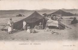 Campement De Nomades - Cartes Postales