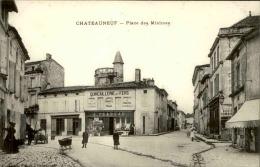 Chateauneuf Sur Charente - Place Des Minimes – A Voir  – Lot N° 15995 - Chateauneuf Sur Charente