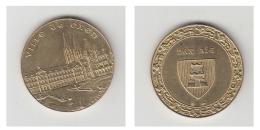 MEDAILLE - VILLE DE CAEN - Monnaie De Paris