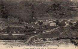 04 COLMARS-les-ALPES  Vue Générale - Andere Gemeenten