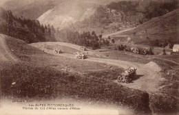 04 Montée Du Col D'ALLOS (venant D'ALLOS) - France