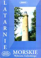 Lighthouses, Fari, Lanternie Morskie Polonia, Testo In Lingua Inglese, Polacca E Tedesca, 74 Pagine - Books, Magazines, Comics