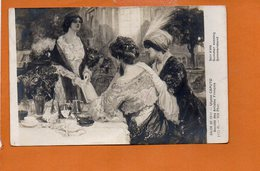 Salon 1911 - Ulysse CAPUTO  Soir D'été (femmes) - Pintura & Cuadros